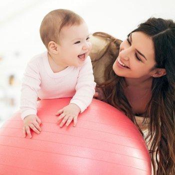 Primeros juegos con el bebé
