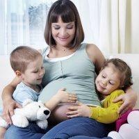 Mujer adicta al embarazo ha dado a luz a 7 niños