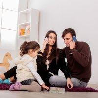 Padres adictos a las nuevas tecnologías
