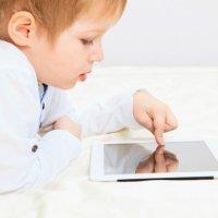 A partir de qué edad usan internet los niños