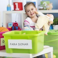 10 consejos para reciclar los juguetes de los niños