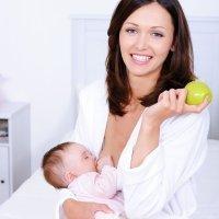 Antojos durante la lactancia materna