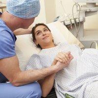 Cómo es un parto natural en el hospital