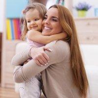 El poder del abrazo de un bebé