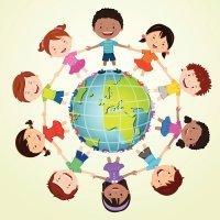 La Paz enseña a los niños a vivir como hermanos