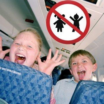 La niñofobia en los transportes