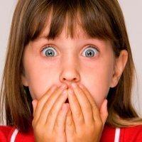 Los sorprendentes miedos de los niños