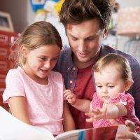 Cómo afectan los cuentos al cerebro de los niños