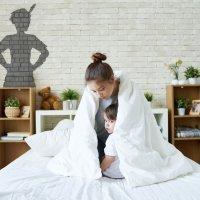 El síndrome de Wendy o de la madre sobreprotectora