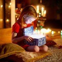 La regla de los 4 regalos de Navidad
