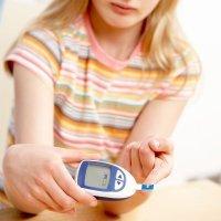 Niños víctimas de la diabetes