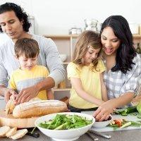 Recetas de cocina para la familia