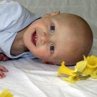 Esperanza para los niños con cáncer