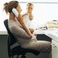Cuando el trabajo se cruza en el camino de la maternidad