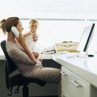 Cuando se acaba la baja maternal a las madres trabajadoras