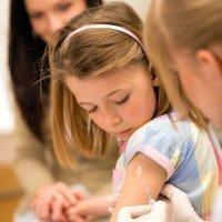 La vacuna de las niñas