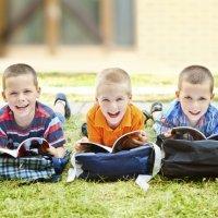 Día del Libro, una ilusión para los niños