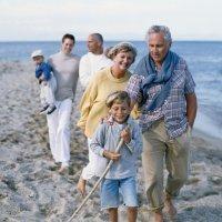 Contra el maltrato a los abuelos en la familia