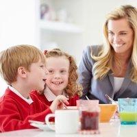 El rendimiento escolar y el desayuno de los niños