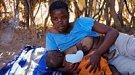La lactancia materna en el corazón de África
