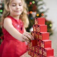 Calendarios de Adviento para esperar la Navidad con los niños
