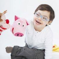 La estimulación en niños con discapacidad