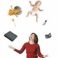 Cosas de ser mujer trabajadora y madre