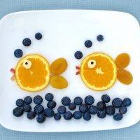 Comida creativa y divertida para los niños