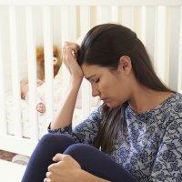 Mujeres que se sienten tristes tras el parto. ¿Es normal?