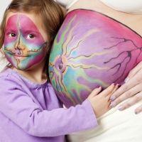 Sobrellevar las molestias del embarazo con buen humor
