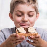 Una dieta atractiva, sana y económica para los niños