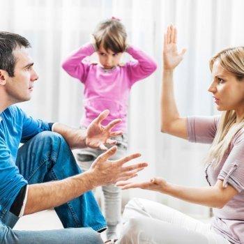 La pareja causa 10 veces más estrés que los hijos