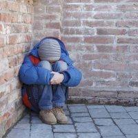 Niños que sufren acoso escolar