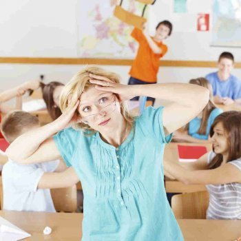 Bullying o maltrato a los profesores