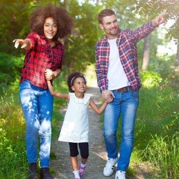 Lograr que tu hijo salga a pasear sin quejas