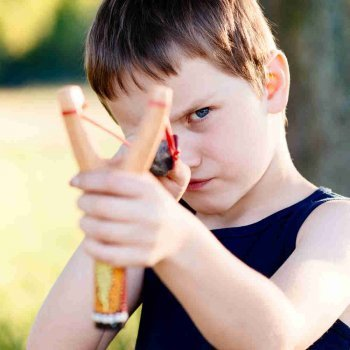 ¿Puede ser un niño malo por naturaleza?