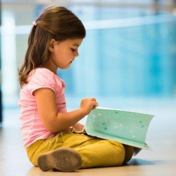 Los niños y el Día de la Alfabetización