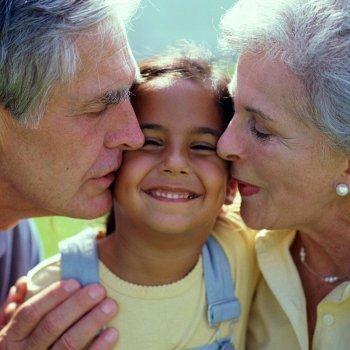 Lo que los abuelos hacen por sus nietos
