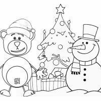Postales navideños de Traposo para imprimir