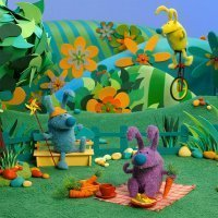 Bunnytown de Playhouse Disney