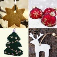Ideas para adornar el árbol de Navidad