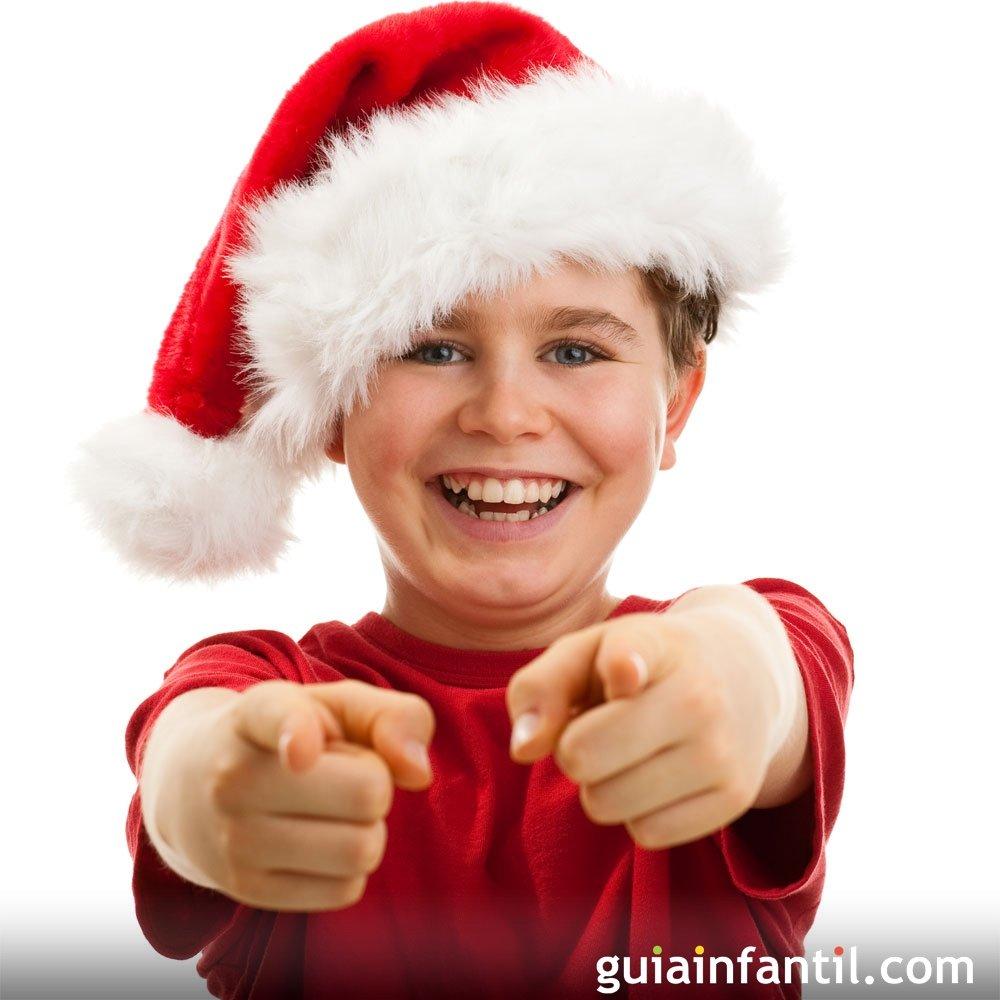 Disfraces de navidad para los ni os - Disfraces infantiles navidad ...