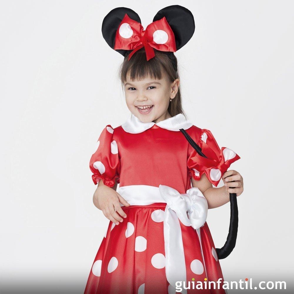 Disfraz de muñeca para niñas - Disfraces de Carnaval para niñas