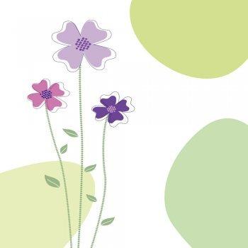 Dibujos para colorear de flores y plantas
