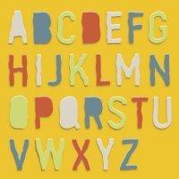 Cómo hacer un abecedario de plastilina para niños
