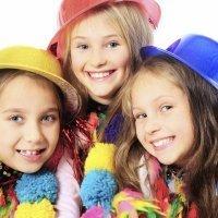 Ideas de sombreros caseros de Carnaval para niños
