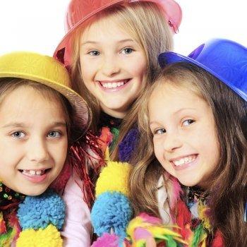 Sombreros caseros para Carnaval