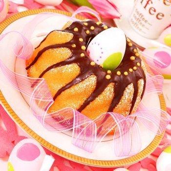 Decorar tartas de Pascua