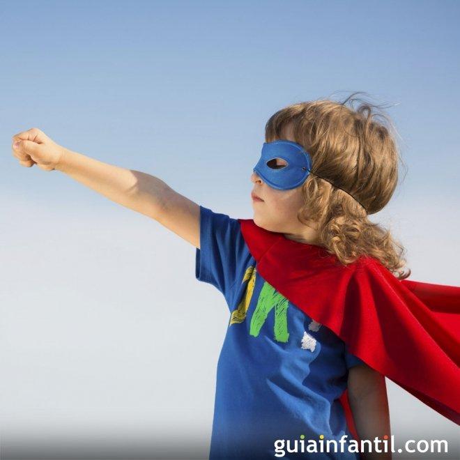 Películas para niños de superhéroes