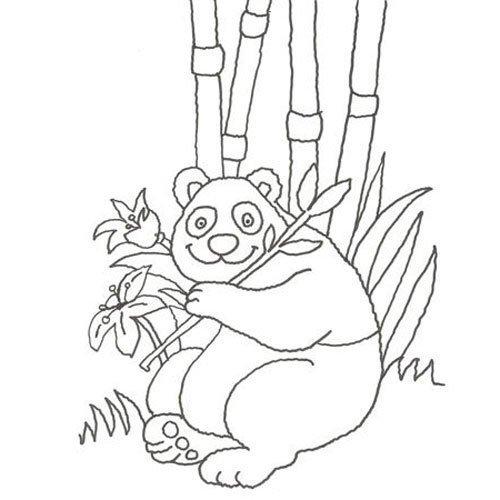 Adivinanza: Buscando bambú por la China anda